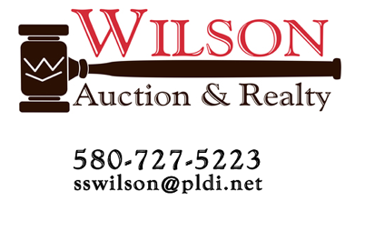 WILSON Auction